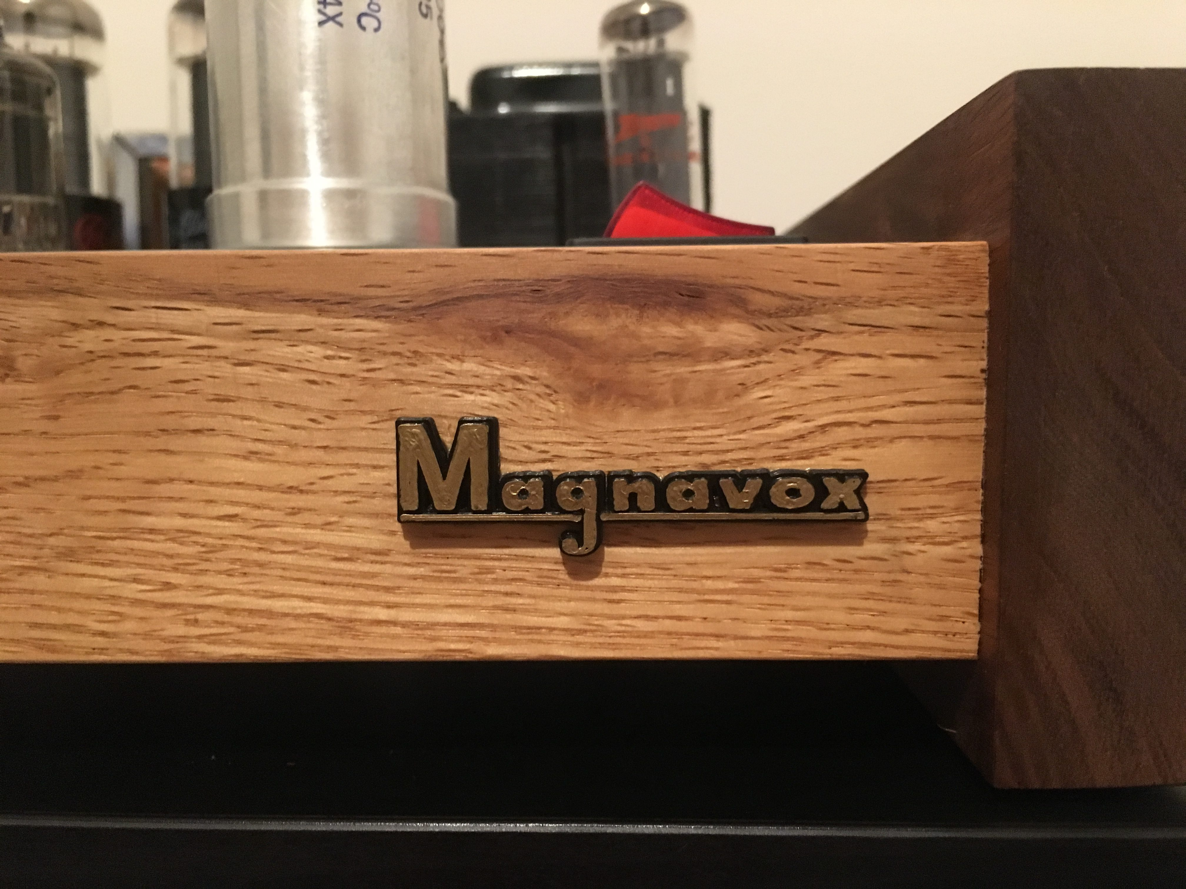1960 S Magnavox Vacuum Tube Amplifier Restoration The Maker Shed See preview magnavox™ logo vector logo, download magnavox™ logo vector logos vector for free, write meanings, this is logo available for windows 8 and mac os. 1960 s magnavox vacuum tube amplifier